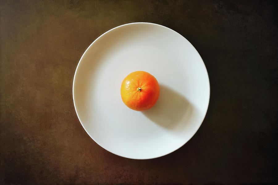 Mandarin Orange Photograph