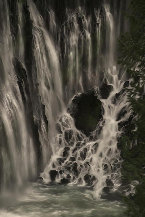 Many Paths of Water by Yulia Kazansky