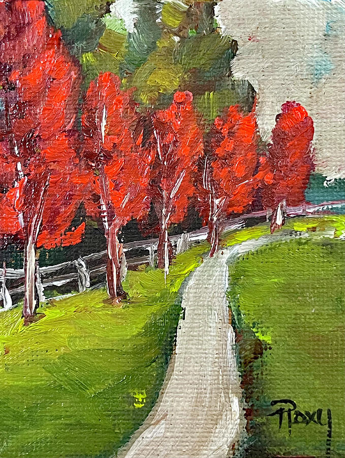 Maples Painting