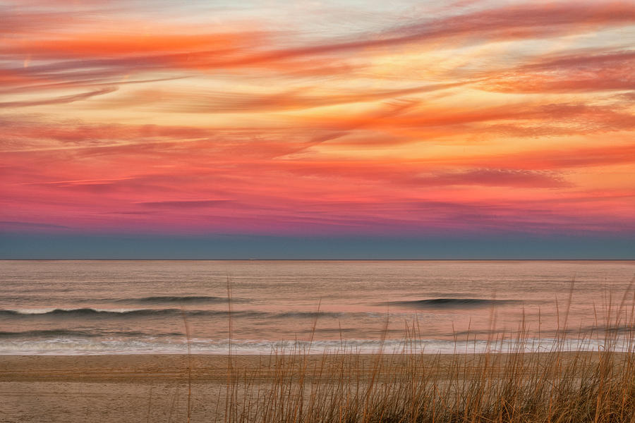 Marbled Sunset by Russell Pugh
