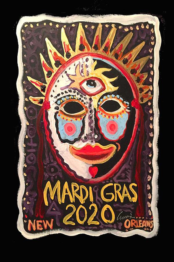 MARDI GRAS 2020 by Amzie Adams