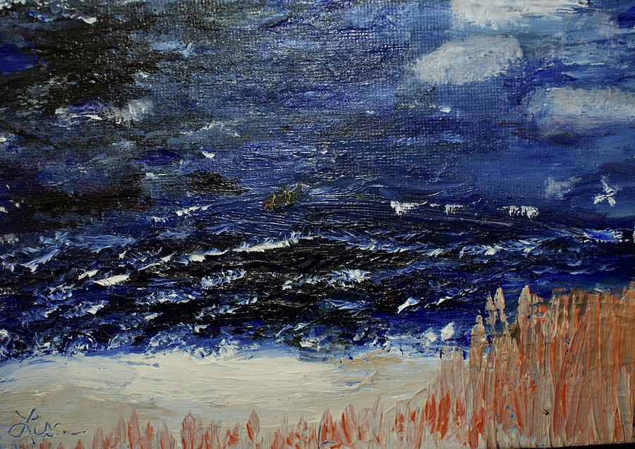 Mare In Tempesta  by Lisa Pandone