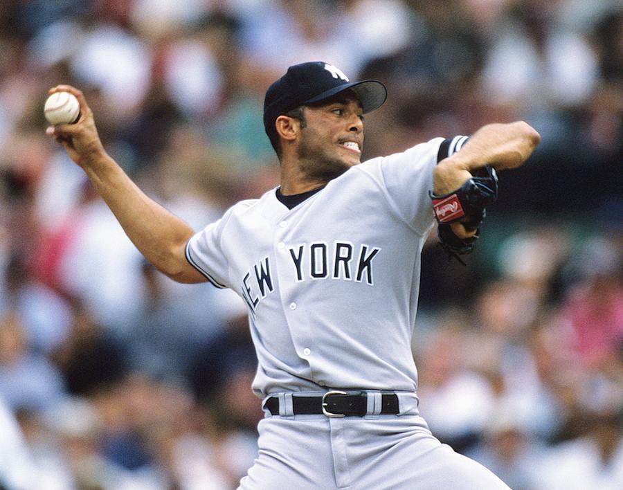 Mariano Rivera Photograph by Ronald C. Modra/sports Imagery