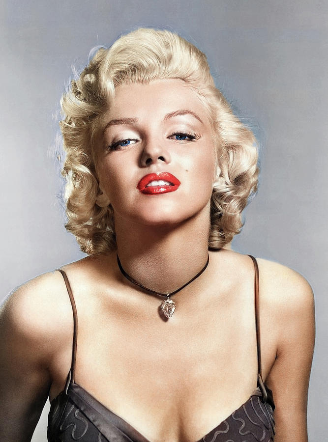 Marilyn Monroe - 1954 Still Photo Photograph