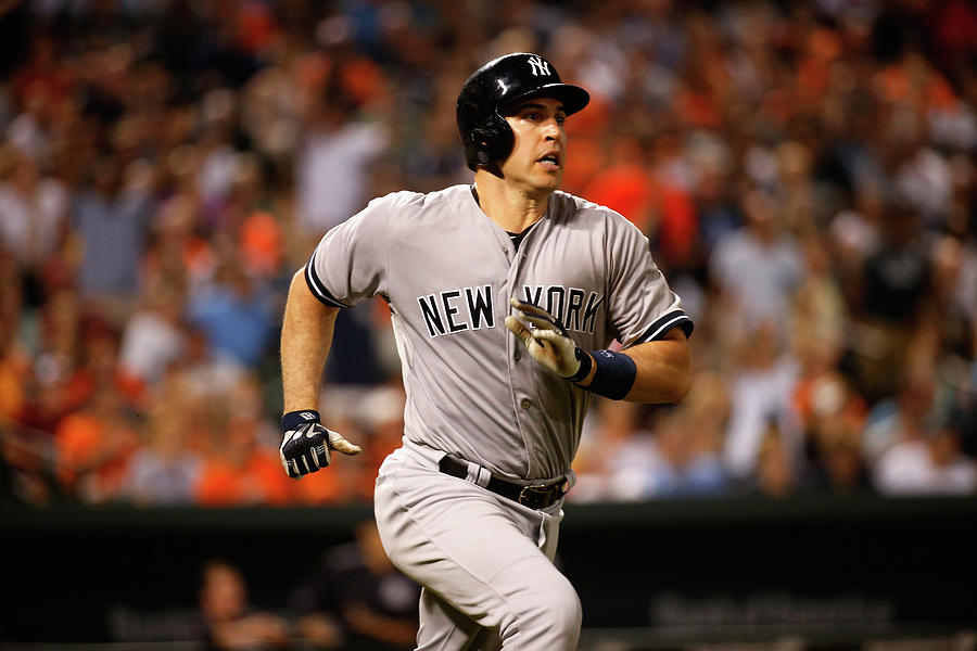 Mark Teixeira Photograph by Rob Carr