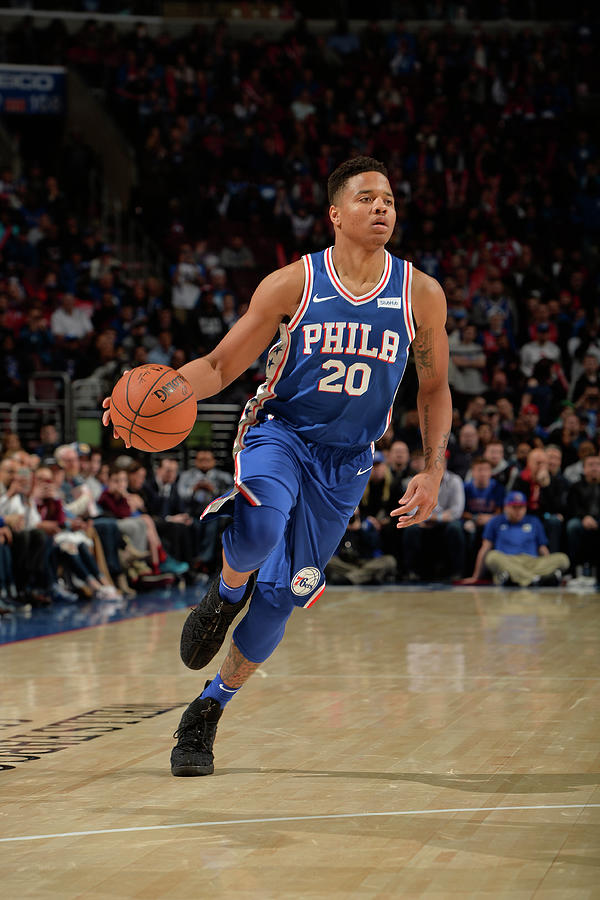 Markelle Fultz Photograph by David Dow