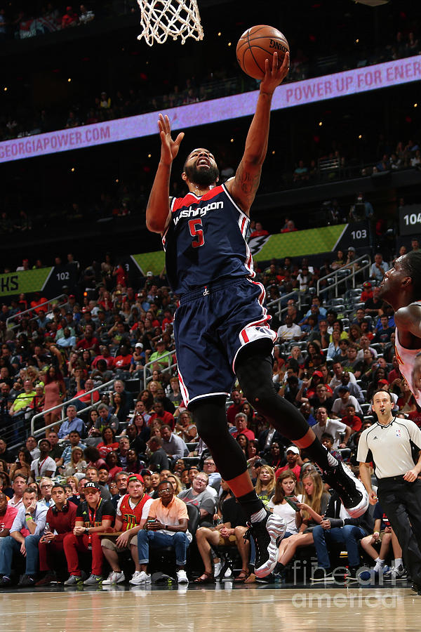Markieff Morris Photograph by Kevin Liles