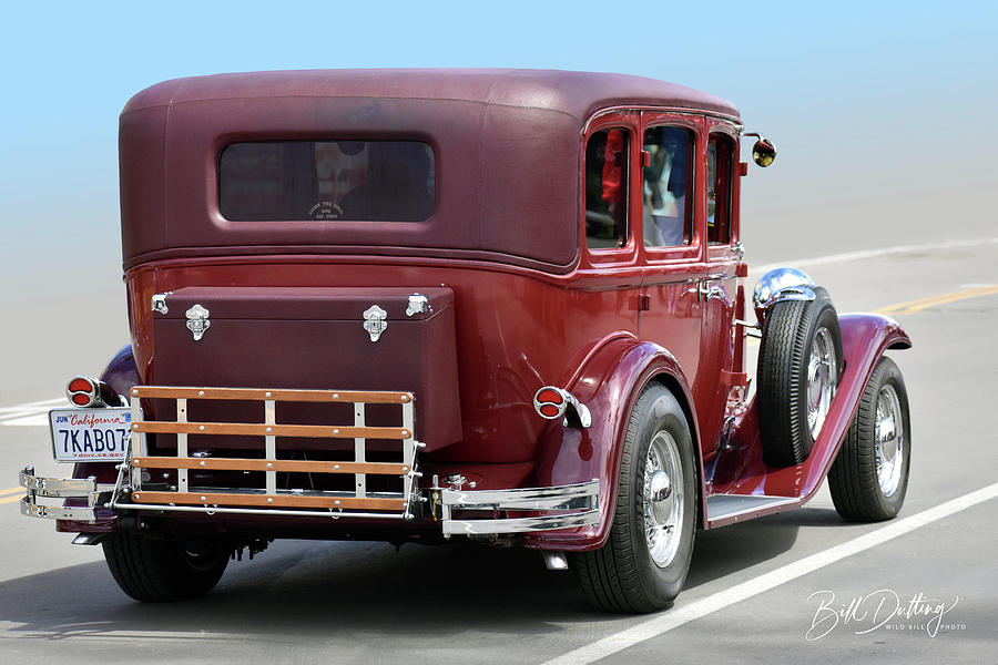 Maroon Touring by Bill Dutting