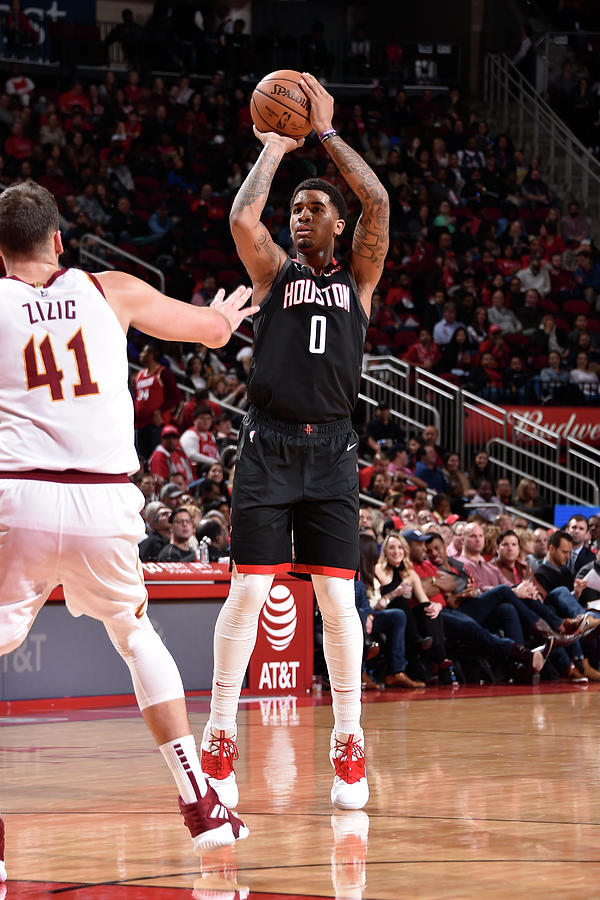 Marquese Chriss Photograph by Bill Baptist