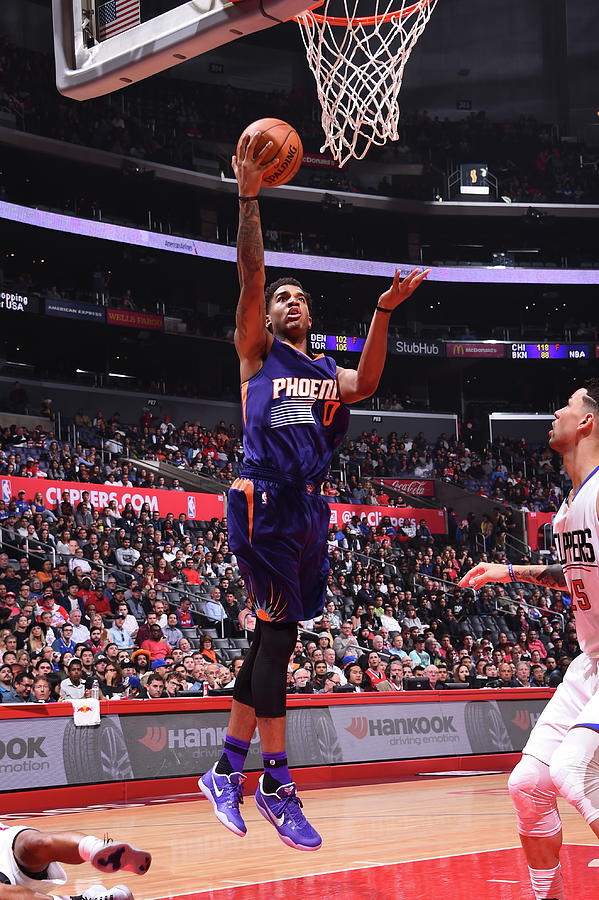 Marquese Chriss Photograph by Juan Ocampo