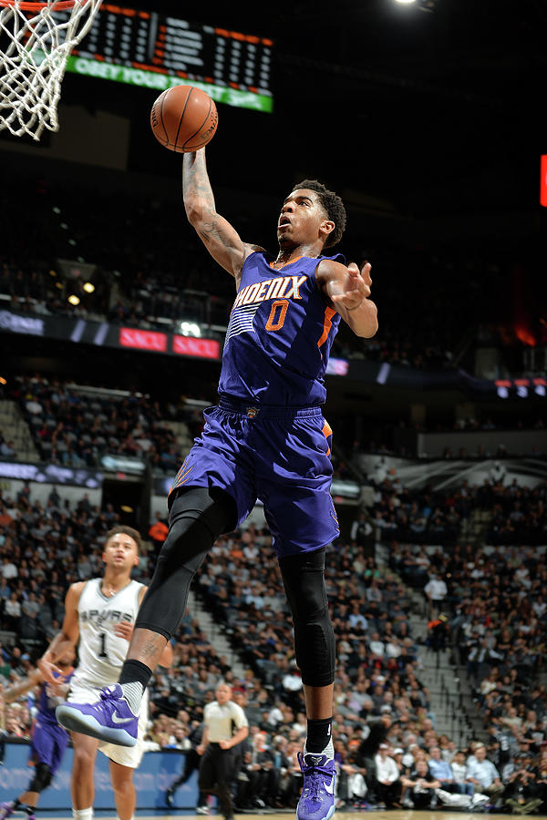 Marquese Chriss Photograph by Mark Sobhani