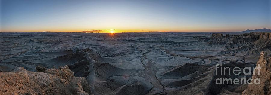 Mars Sunrise Photograph