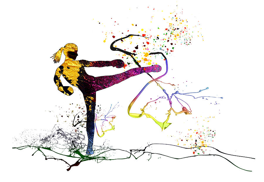 Martial Arts Passion 07 by Miki De Goodaboom