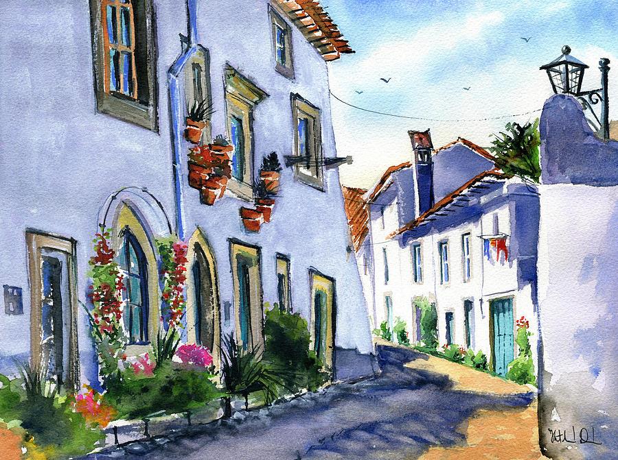 Marvao Medieval Village in Portugal by Dora Hathazi Mendes