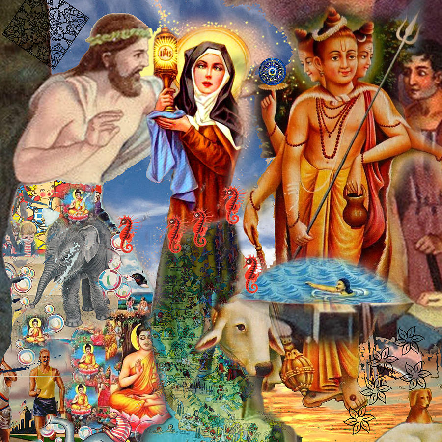 Mary and the other Gods by Perry Hoffman