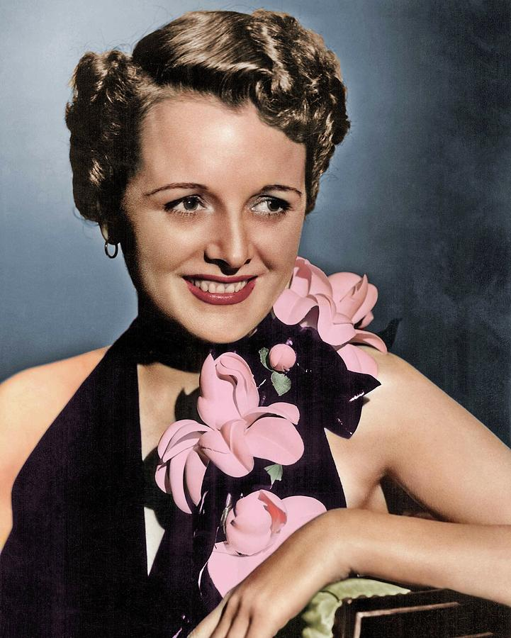 Mary Astor Photograph