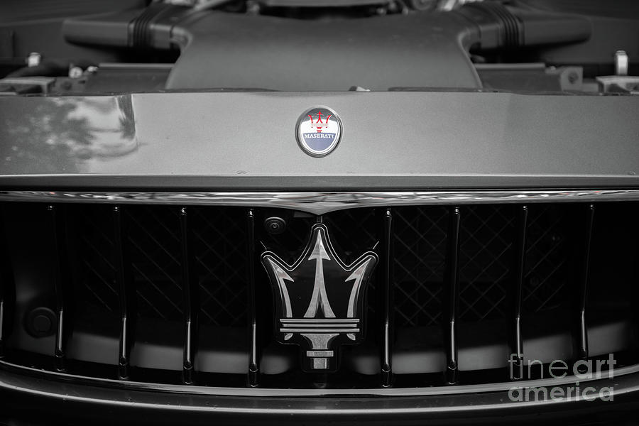 Maserati - Excellence Through Passion Photograph