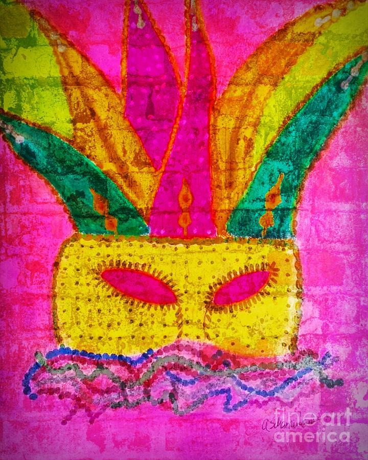 Mask Pastel