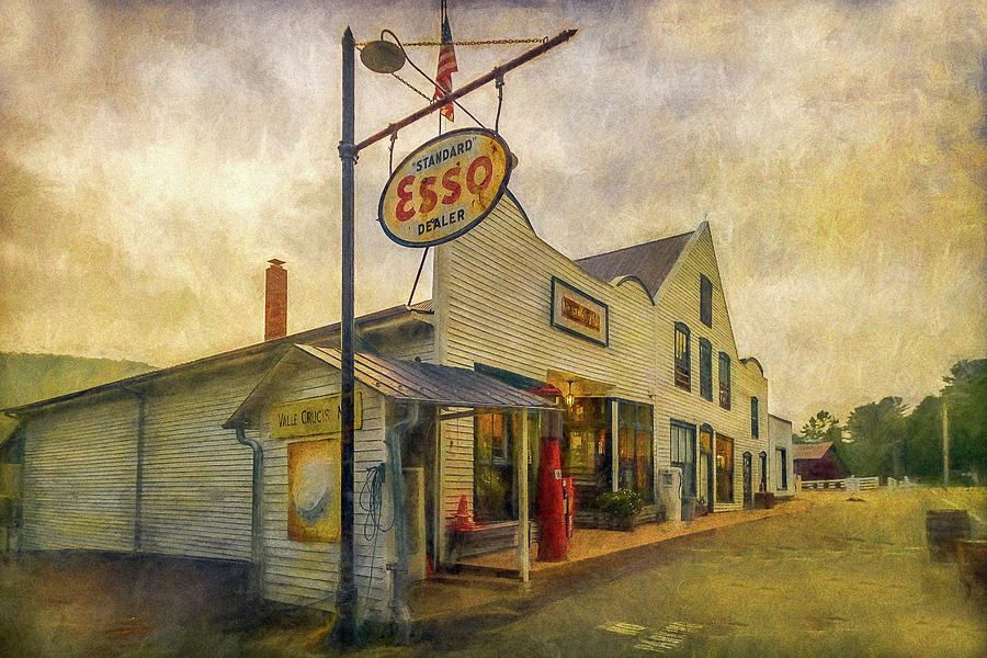 North Carolina Photograph - Mast General Store by Steve Rich