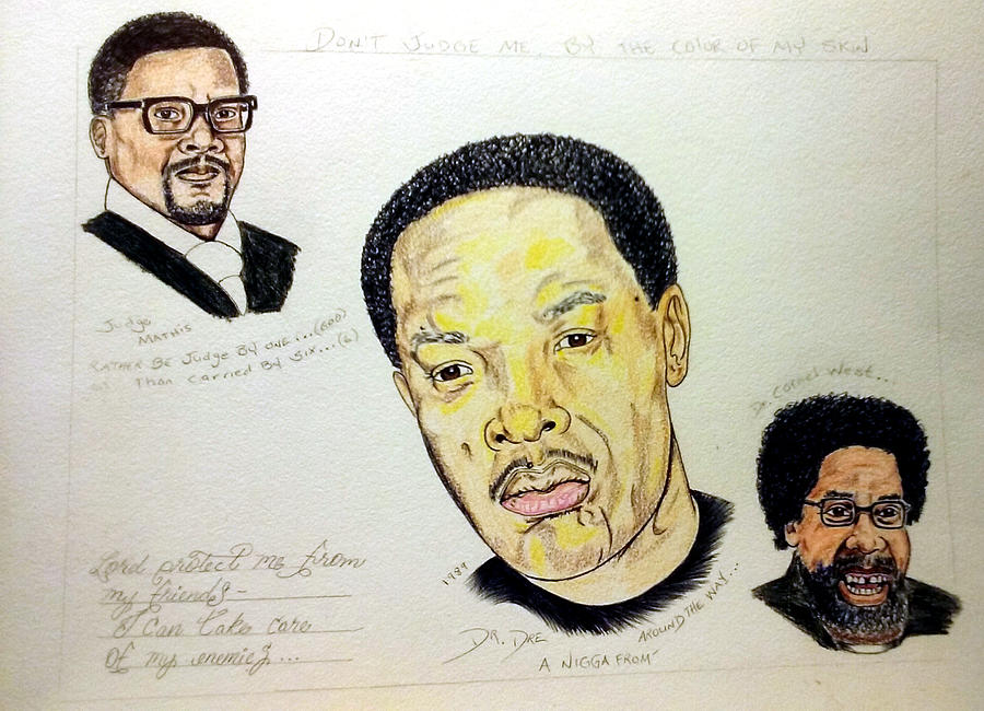 Mathis, Dre, and West by Joedee