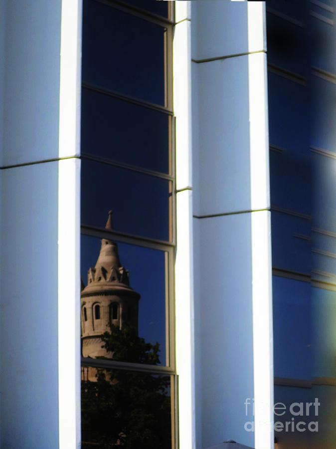 Matthias Church Reflections by Rick Locke