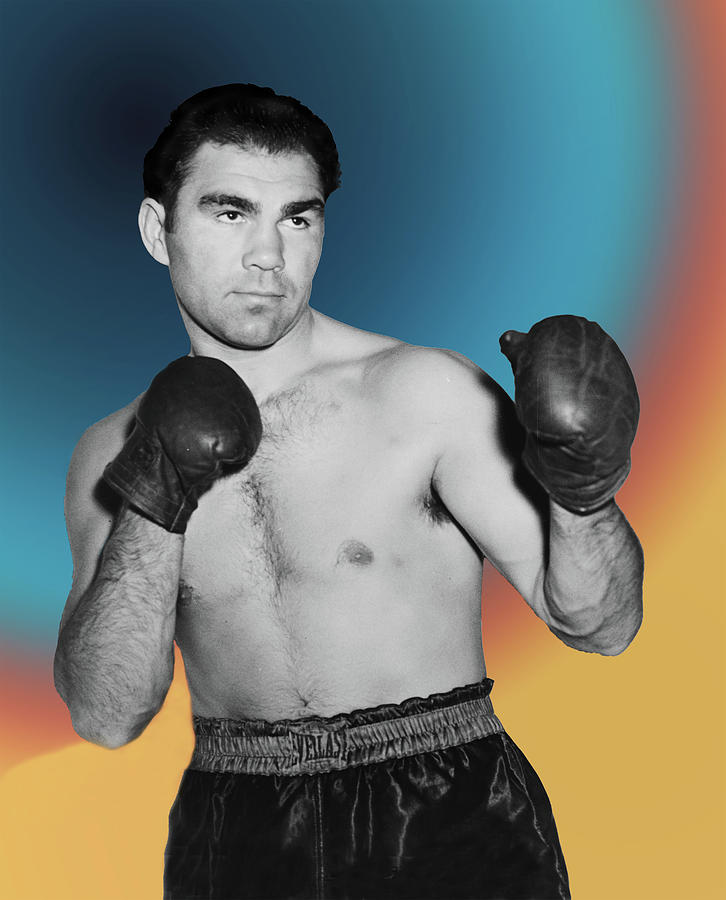 Max Schmeling Boxing Champion by Carlos Diaz