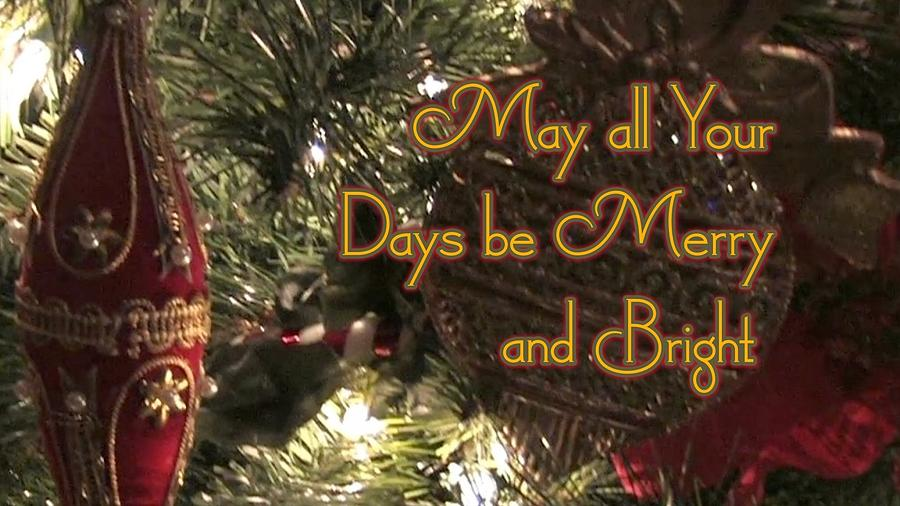 May All Your Days by Judy Kennedy