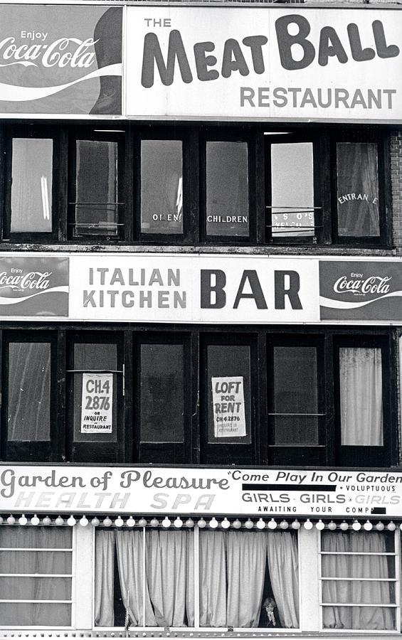 Meat Ball Restaurant NYC by Steven Huszar