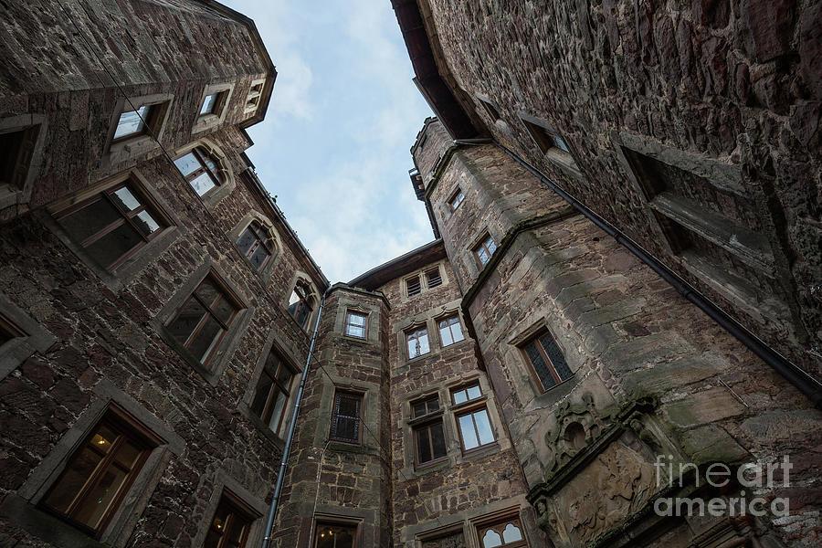 Medieval Castle by Eva Lechner
