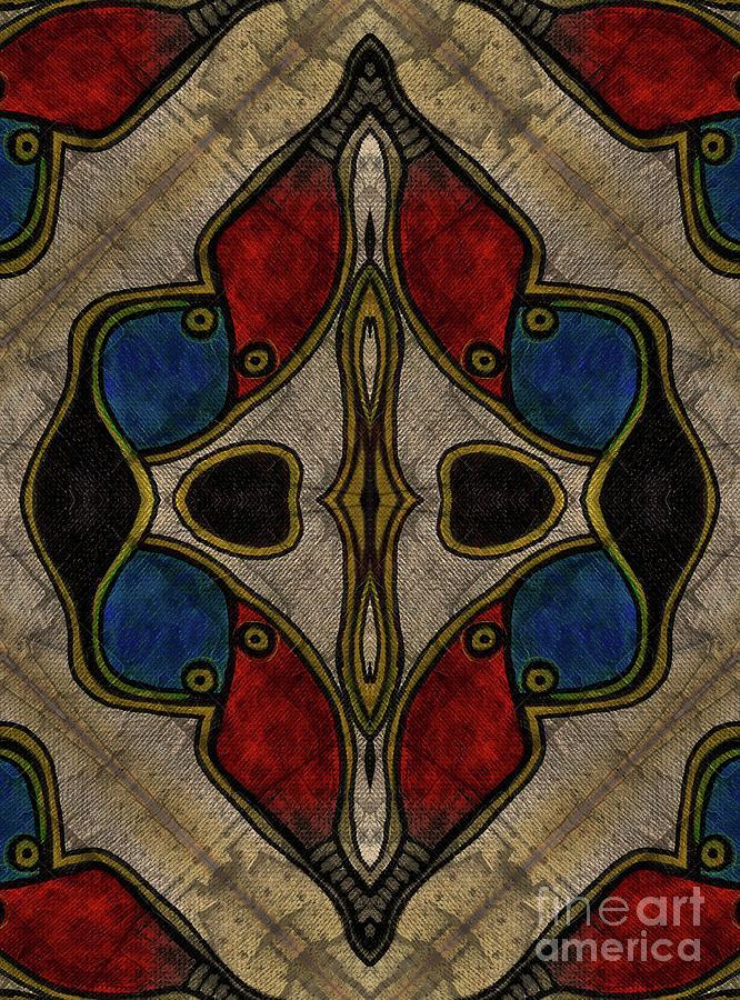 Medieval Cloth by Jolanta Anna Karolska