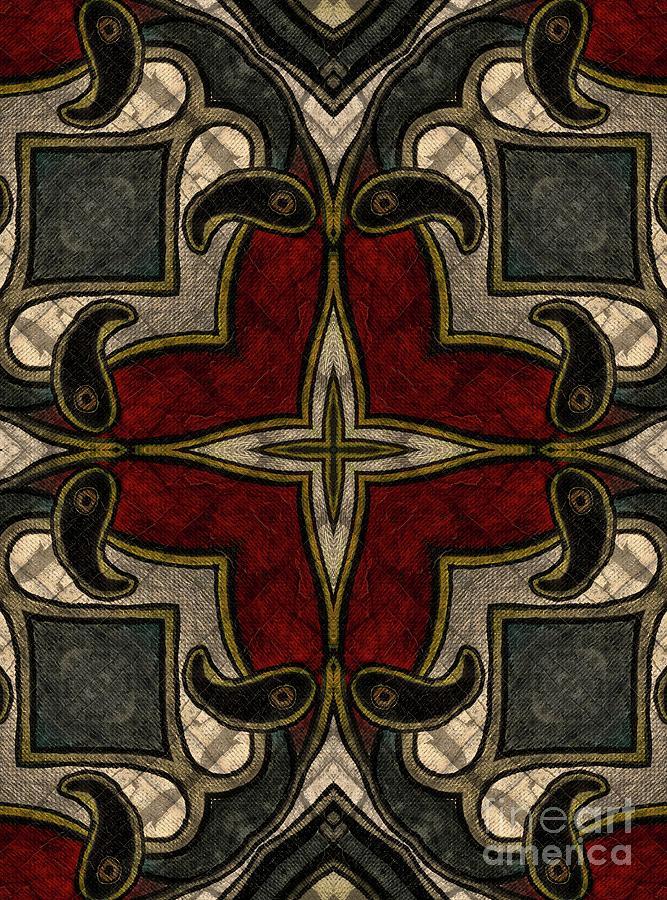 Medieval Motif by Jolanta Anna Karolska