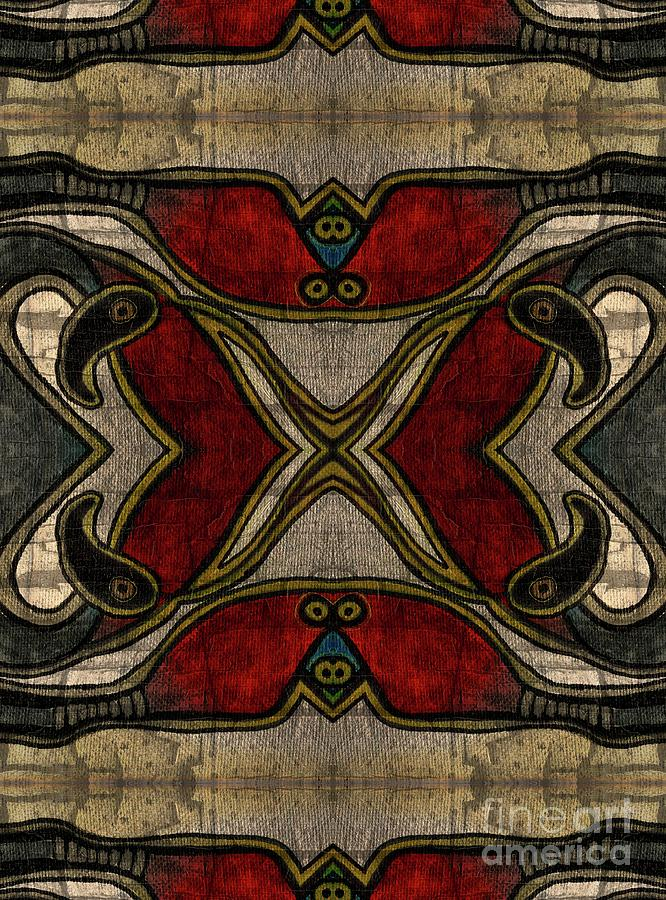 Medieval Textures by Jolanta Anna Karolska