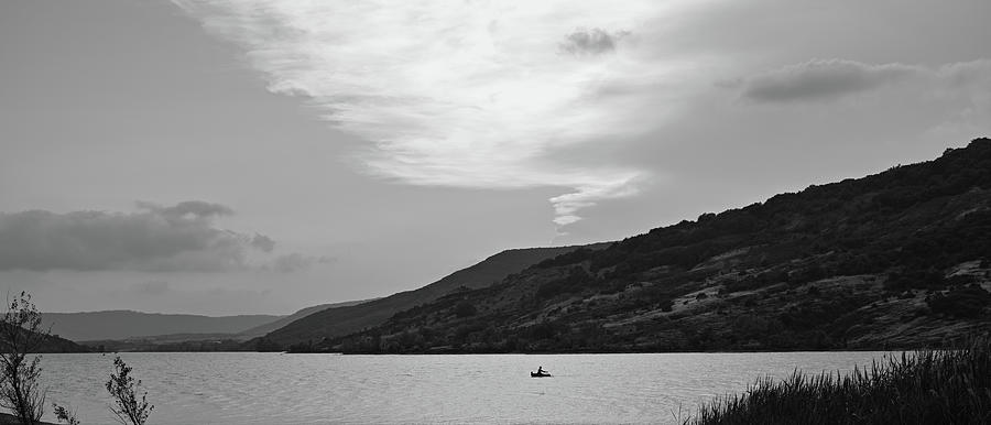Hills Photograph - Meditation by Karine GADRE