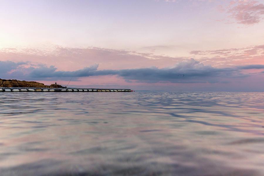 Mediterranean Sundown Photograph