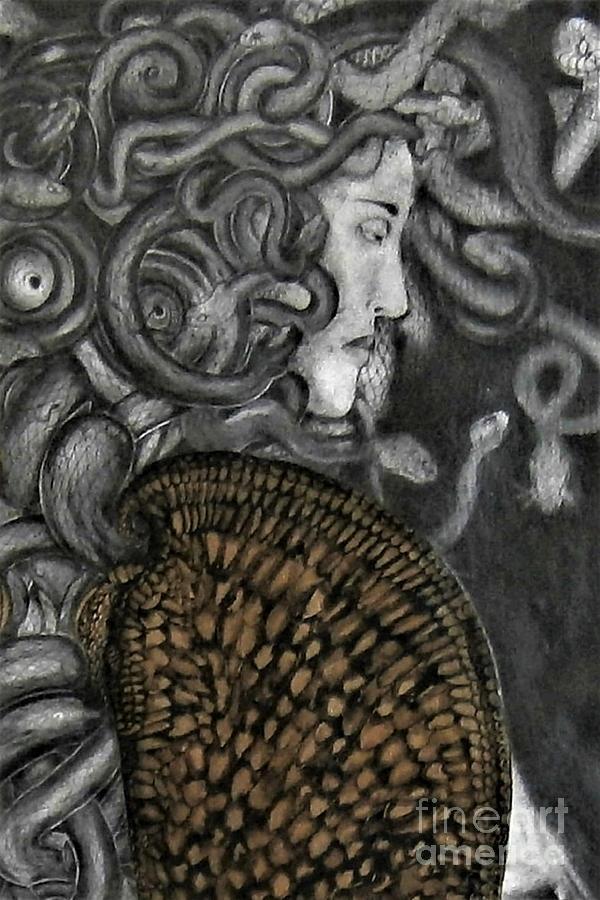 Medusa Opsis #1 by Balkishan Jhumat
