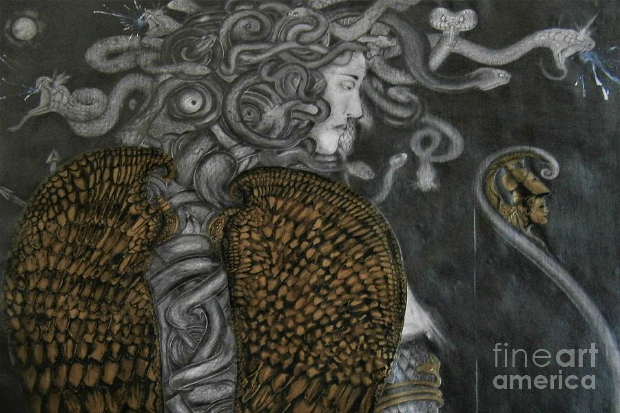 Medusa Opsis #2 by Balkishan Jhumat
