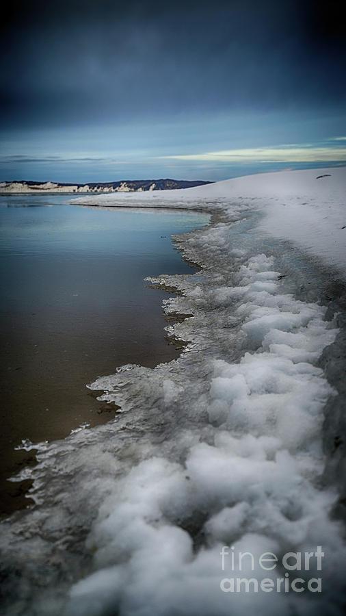 melting banks by AnnMarie Parson-McNamara