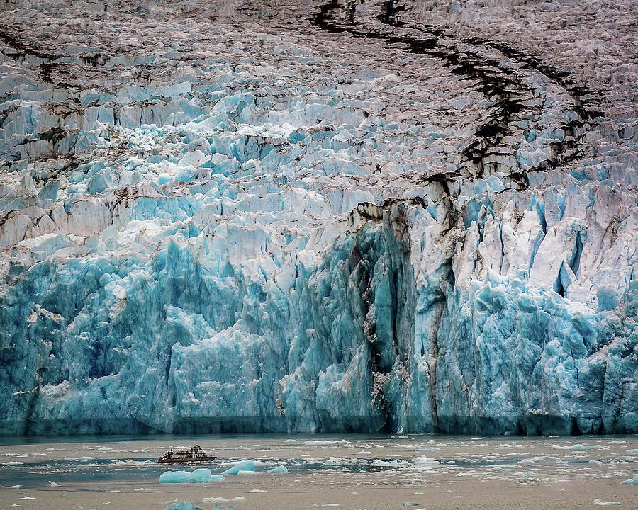 Mendenhall Glacier by William Christiansen