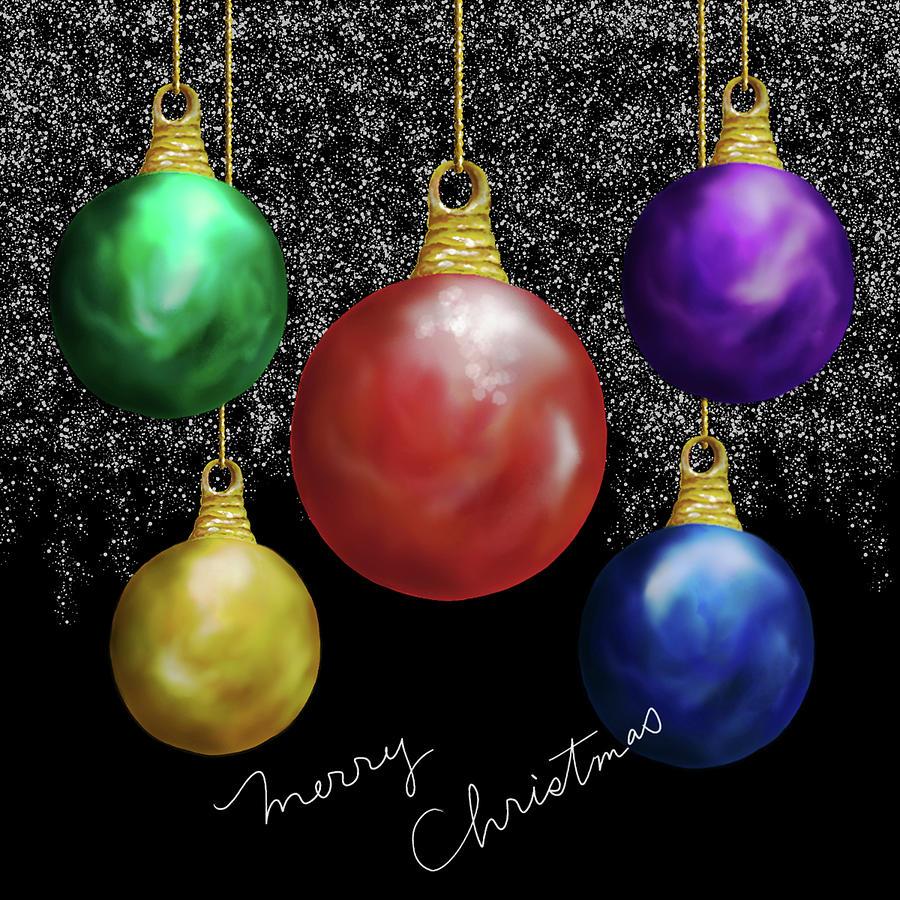 Merry Christmas by Sandy Gabriel