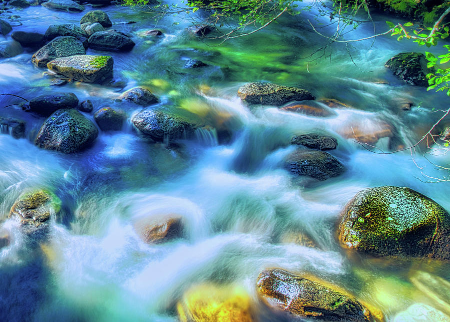 Methow River Photograph