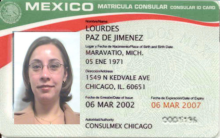 Mexico Issues Identity Cards To Citizens Living In The U.S.  Photograph by Getty Images