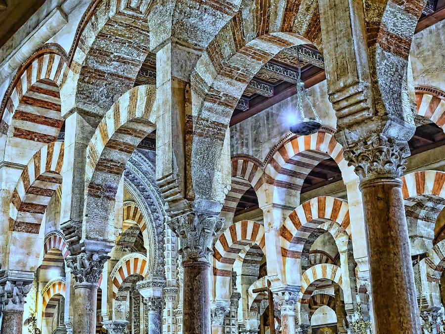 Mezquita De Cordoba Photograph