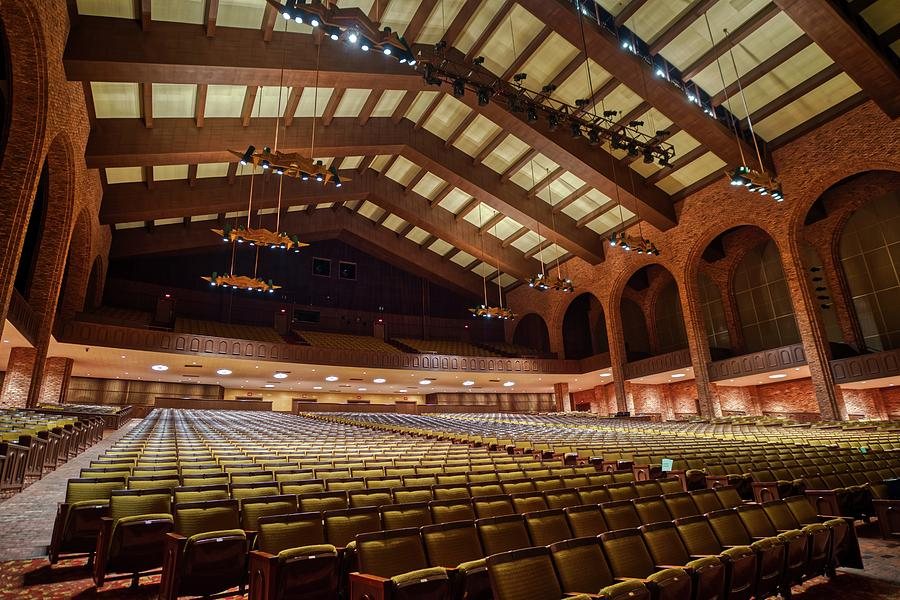 MHS Founders Hall Auditorium by Mark Dodd