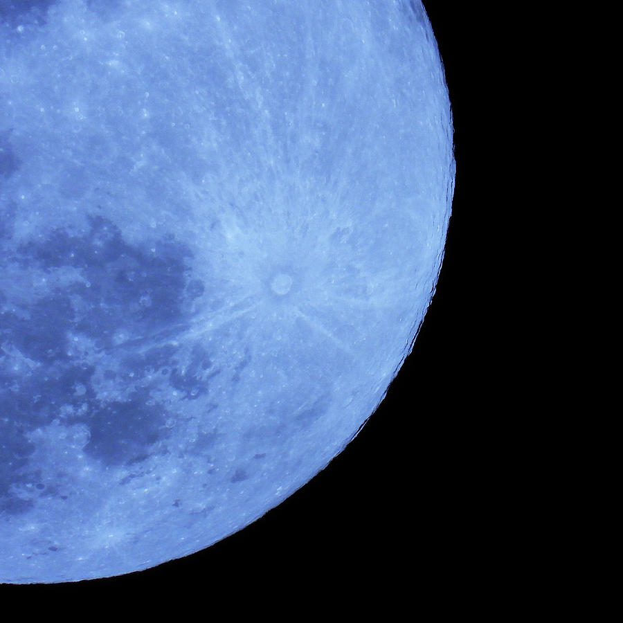 Miami Moon Photograph