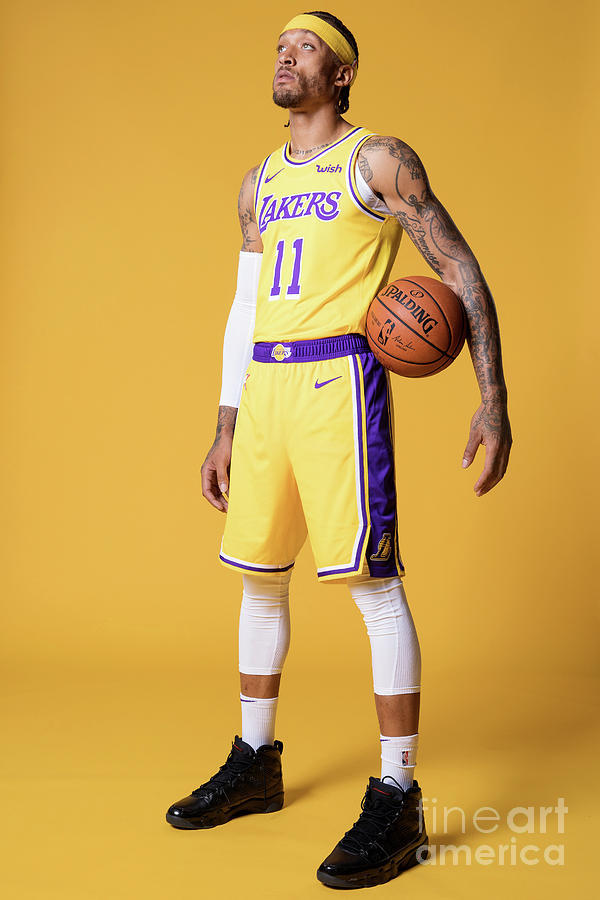 Michael Beasley Photograph by Atiba Jefferson