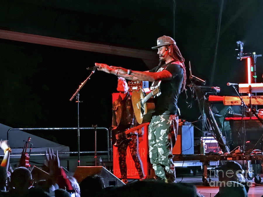 Michael Franti - Let Me Tell You Bout The Situation Goin On by Tanya Filichkin