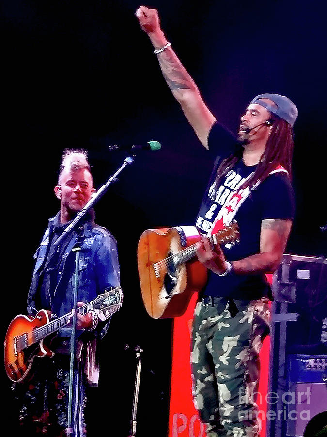 Michael Franti- Never Givin Up On It by Tanya Filichkin