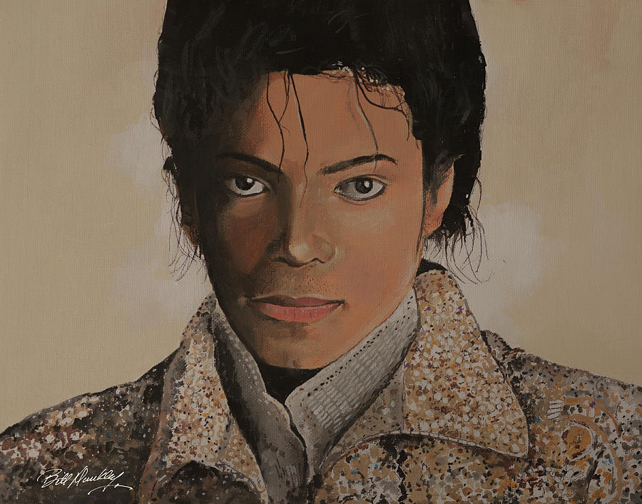 Michael Jackson by Bill Dunkley