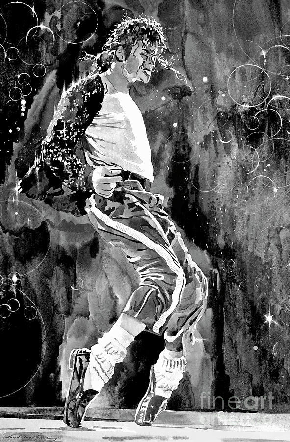 MICHAEL JACKSON STEP by David Lloyd Glover