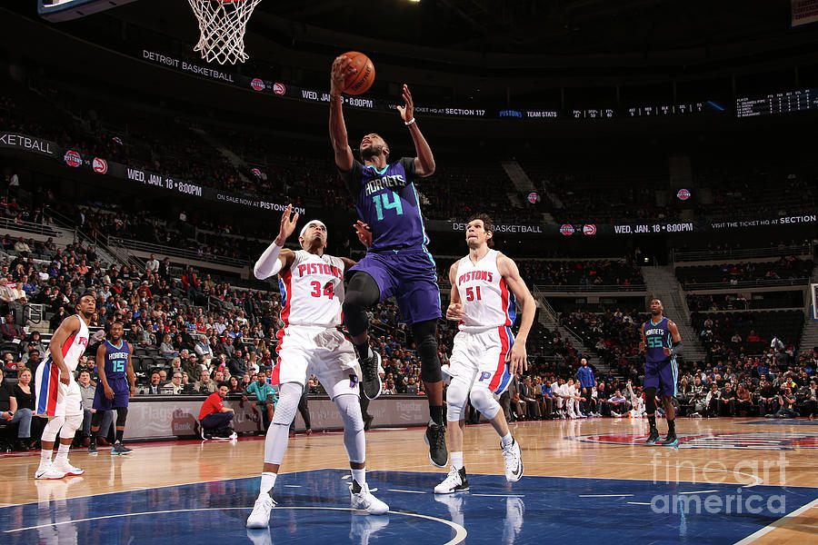 Michael Kidd-gilchrist Photograph by Brian Sevald